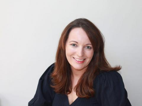 Laura Ryan es la directora de recursos humanos internacionales de Dropbox.