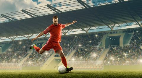 Llegar a ser futbolista profesional