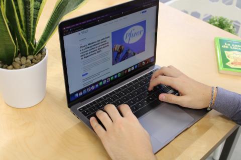 MacBook Air 2020 M1 review