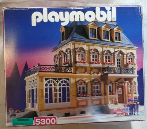 Mansión Victoriana de Playmobile.