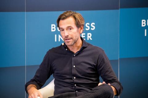 Manuel Terroba, presidente de BMW España
