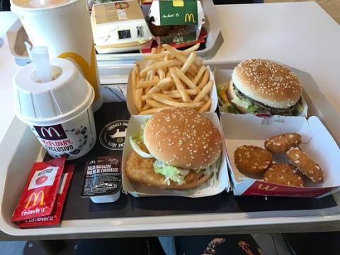 McDonald's, Ávila.