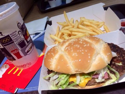 McDonald's, Burgos.