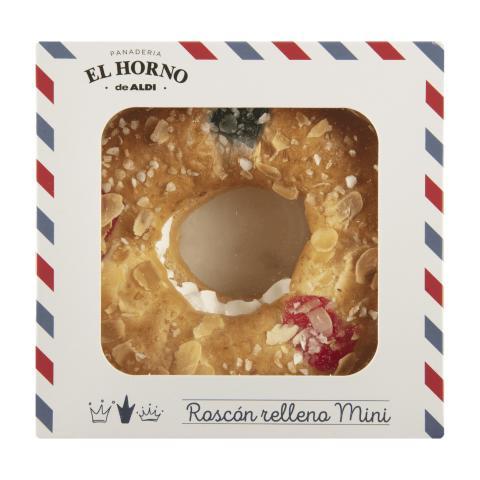 El mejor roscón de Reyes - Aldi