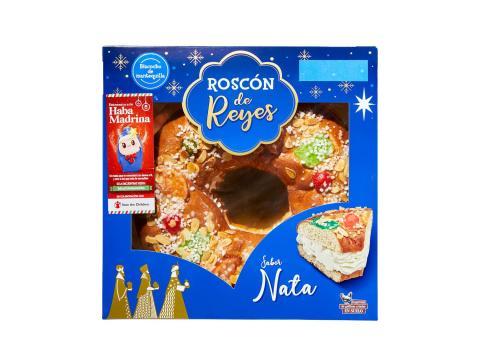 El mejor roscón de Reyes - Lidl