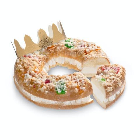 El mejor roscón de Reyes - Mercadona