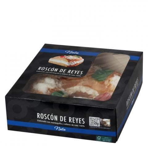 El mejor roscón de Reyes - Roscón Carrefour