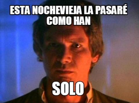 Meme Han Solo