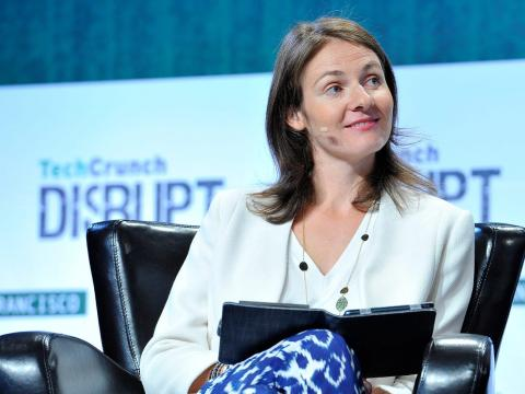 Michelle Zatlyn, cofundadora y COO de Cloudflare.