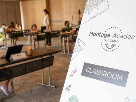 Montage Academy.