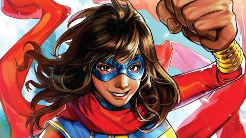 Ms Marvel estreno