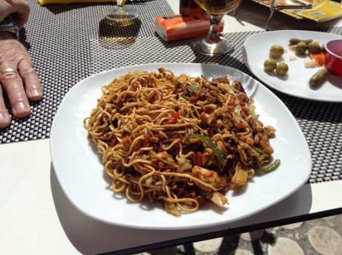 Noodles and Go, Málaga.