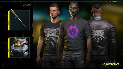 Objetos gratis de Cyberpunk2077