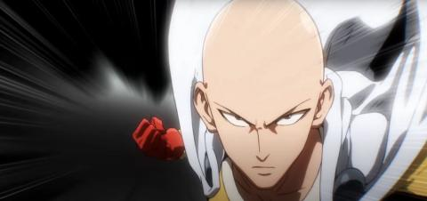 One Punch Man opening