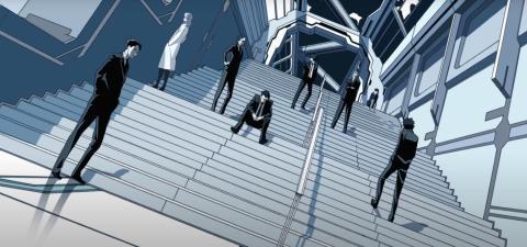 Opening de Psycho Pass