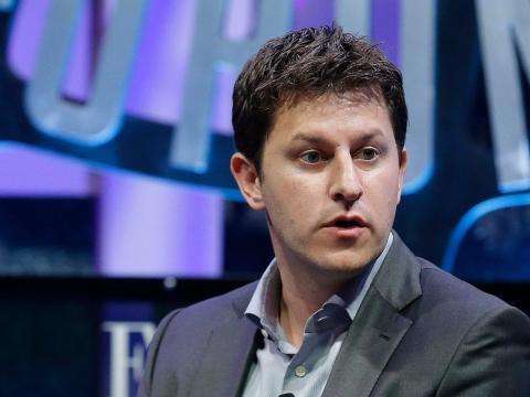 Orion Hindawi, CEO y cofundador de Tanium.