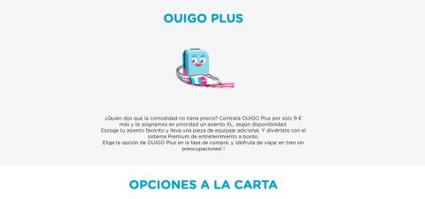 Ouigo Plus
