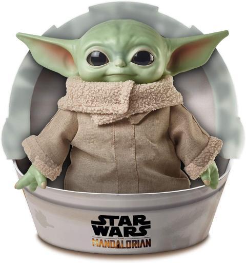 Peluche 28 cm Baby Yoda