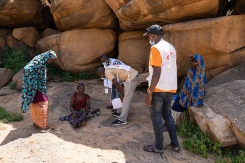 Las principales operaciones de Médicos Sin Fronteras están en África (Médicos Sin Fronteras España)