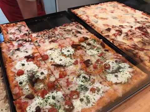 Pizza Rosso Vero, Cantabria.