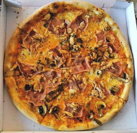 Pizzeria Tradizione Italiana, Granada.