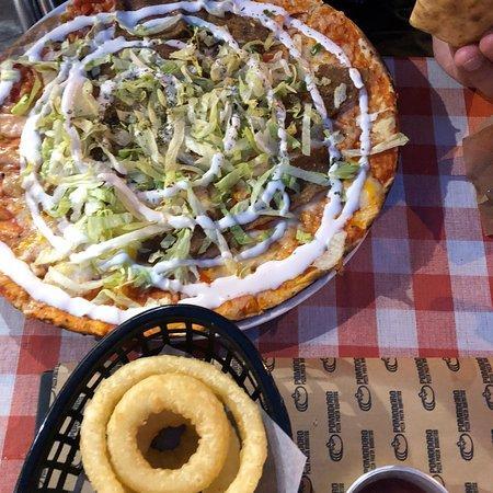 Pomodoro Pizza Pasta Burritos, Ciudad Real.