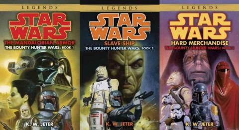 Star Wars trilogía novela
