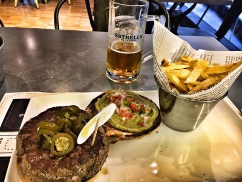 Steakburger, Murcia.