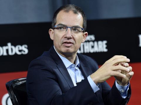 Stéphane Bancel, CEO de Moderna.
