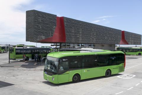 Transportes Interurbanos De Tenerife