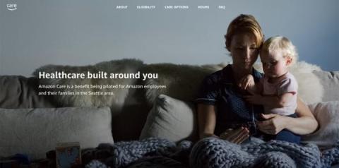 Web de Amazon Care