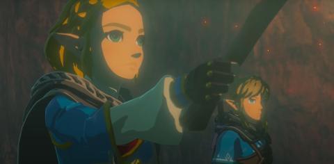 'Breath of the Wild 2' (imagen) será seguramente una de las estrellas del Nintendo Direct E3 2021.