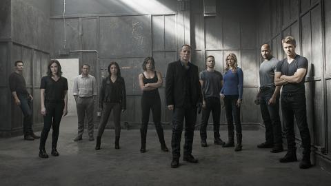 Agents of SHIELD temporada 3