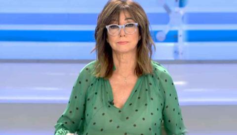 Ana Rosa Quintana, presentadora de El programa de Ana Rosa