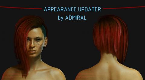 Appearance Updater