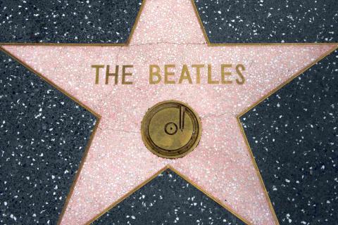 Beatles fama