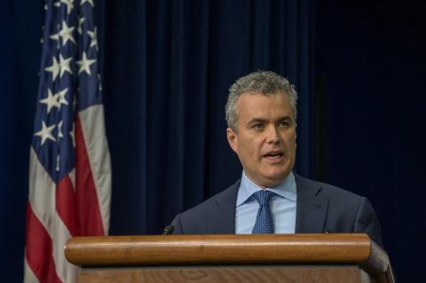 Jeffrey Zients ocupó varios puestos de alto perfil durante la administración de Obama.