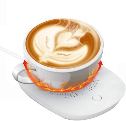 Calentador café