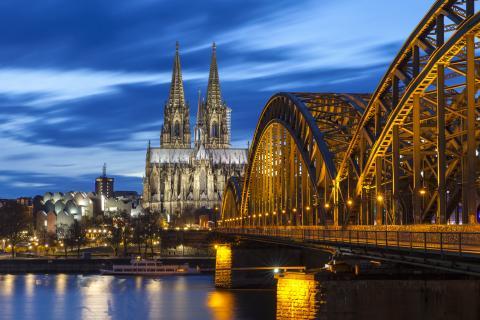 Catedral de Colonia.