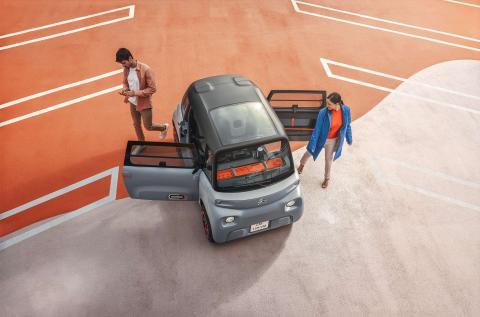 Citroën Ami_100% eléctrico_2
