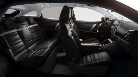 Citroën C4 interior advanced comfort