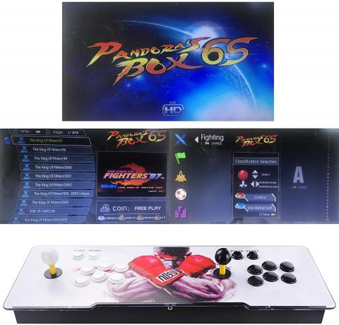 Consola Pandora Box 6S