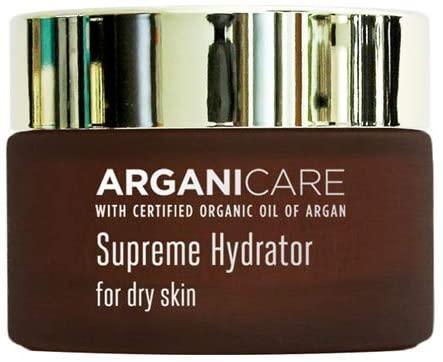 crema hidratante Arganicare