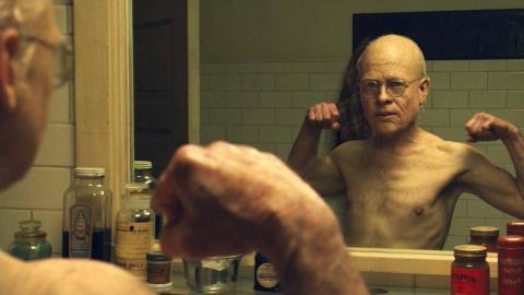 Fotograma de la película 'El curioso caso de Benjamin Button'.