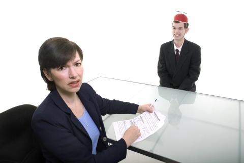 Entrevistados raros