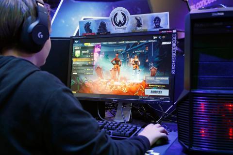 'Fortnite' es uno de los productos más populares de Epic Games.