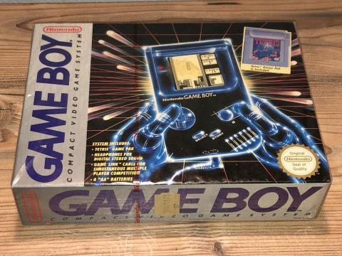 GAME BOY de 1989.
