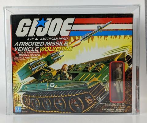 G.I. Joe.