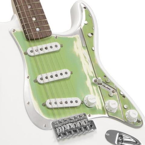 Guitarra hecha a partir de un Boeing