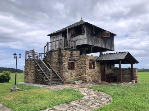 Hórreo Airbnb
